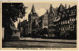 AK Lüneburg, Wilhelm-Raabe-Schule 1929 - Lüneburg