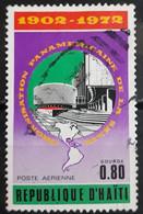 HAITÍ 1973 The 70th Anniversary Of Pan-American Health Organization. USADO - USED. - Haiti