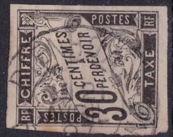 Taxe 30c Bienhoa Cochinchine - Taxes