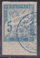 Taxe 5c Manjakandriana Madagascar - Taxes