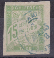 Taxe 15c Possession Réunion - Postage Due