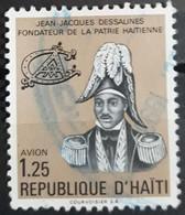 HAITI 1982 Airmail - Jean-Jacques Dessalines Commemoration, 1760-1806. USADO - USED. - Haiti