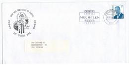 Mechelen 2000 / MVTM / Charles Quint Karel V - Storia Postale