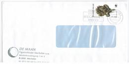 Mechelen 2000 / WWF Serpent Slang Snake / Charles Quint Karel V - Storia Postale