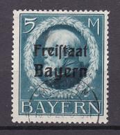 Bayern - 1919 - Michel Nr. 168 A - Gestempelt - 22 Euro - Bavaria