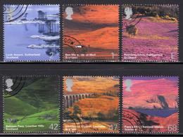 2003 SG2385/90 Scotland Set Fine Used - Gebraucht
