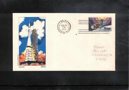USA 1975 Space / Raumfahrt  Apollo Interesting Cover - Verenigde Staten