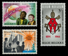 BELGIEN Nr 1417-1419 Postfrisch S0499C2 - Ongebruikt