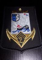 Ecusson Patch 2° Régiment D' Infanterie De Marine - Coloniale - RIMa - Escudos En Tela