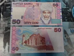 Kyrgyzstan 50 SOM 2002 UNC - NEUF - FDS (P20) - Kyrgyzstan