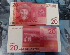 Kyrgyzstan 20 SOM 2002 UNC - NEUF - FDS (P20) - Kyrgyzstan