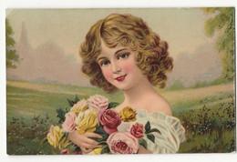 597 - Jolie Fillette - Portraits