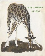 Carte Postale  Pere Castor Les Animaux Du Zoo - Unclassified