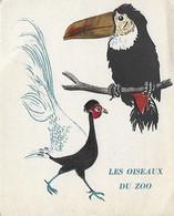 Carte Postale  Pere Castor Les Oiseaux Du Zoo - Unclassified