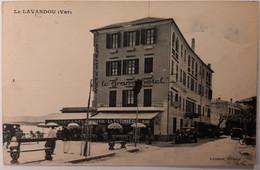 LE LAVANDOU - Le Grand Hôtel - Le Lavandou