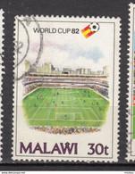 Malawi, Foot, Football, Soccer, Coupe Du Monde, World Cup, Stade, Stadium - 1982 – Espagne