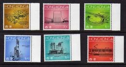 Hong-Kong   -  Architecture  -  Neufs** - MNH - - Ungebraucht