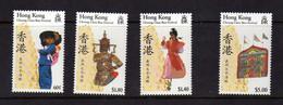 Hong-Kong   -  Cheug  Chau Bun Festival   -  Neufs** - MNH - - Ungebraucht