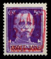 BES 2WK ZANTE Nr 2-II Postfrisch X6B28FE - Besetzungen 1938-45