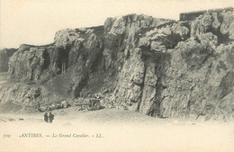 ".CPA FRANCE 06 ""Antibes, Le Grand Cavalier"" - Altri"