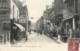 """.CPA FRANCE 14 """"Arromanches, Rue De Bayeux"""" - Arromanches"""