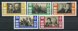 DDR Nr.988/92              **  Mint       (22701)   ( Jahr:1963 ) - Unused Stamps