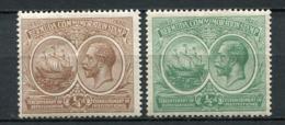 Bermuda Nr.51 + 52        * Unused        (088) - Bermuda