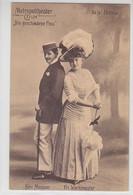 Metropoltheater CÖLN - Die Geschiedene Frau - Na Ja! Etcetera! - 1909 Frl. Werkmeister / Herr Murauer - Theater