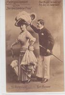 Metropoltheater CÖLN - Die Geschiedene Frau - Aber Mayer-so Heiss Ich! ... - 1909 Frl. Werkmeister / Herr Murauer - Theater
