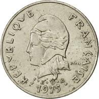 Monnaie, French Polynesia, 50 Francs, 1975, Paris, TTB+, Nickel, KM:13 - French Polynesia