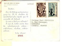 45735 - Publicitaire  Pour IONYL - Storia Postale
