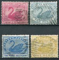 Westaustralien Ex.Nr.34/8         O  Used         (147) - Ohne Zuordnung