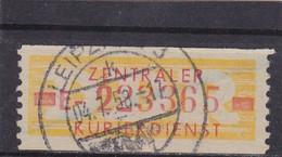 """DDR, Dienst:  ZKD 18 """"L"""", Gest. (T 18916) - Official"""