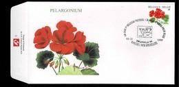 FDC : Nr 2850 Stempel: Brussel 1020 Bruxelles - 1991-00