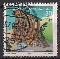 Mazedonien  (1998)  Mi.Nr.  119  Gest. / Used  (4ee27) - Macedonia