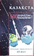 Kazakhstan  2020  Space  65th Anniver. Of The Baykonur Cosmodrome 1 V MNH - Kazakhstan
