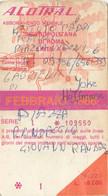 ABBONAMENTO ACOTRAL ROMA BUS METRO FEBBRAIO 1988-cattivo Stato (MK277 - Europe
