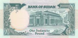 BANCONOTA SUDAN 1 UNC (MK377 - Sudan