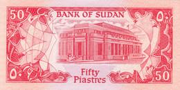 BANCONOTA SUDAN 50 UNC (MK378 - Sudan