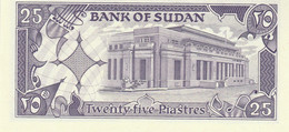 BANCONOTA SUDAN 25 UNC (MK379 - Sudan
