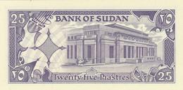 BANCONOTA SUDAN 25 UNC (MK380 - Sudan
