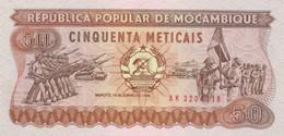 BANCONOTA MOZAMBICO 50 UNC (MK383 - Mozambique