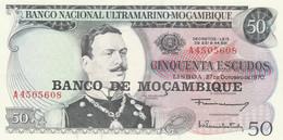 BANCONOTA MOZAMBICO 50 UNC (MK384 - Mozambique