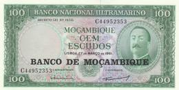 BANCONOTA MOZAMBICO 100 UNC (MK387 - Mozambique