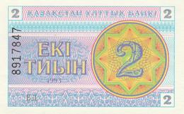 BANCONOTA KAZAKHSTAN 2 UNC (MK474 - Kazakhstan