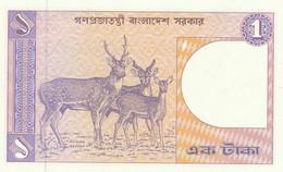 BANCONOTA BANGLDESH 1 UNC (MK557 - Bangladesh
