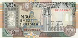 BANCONOTA SOMALIA 50 UNC (MK644 - Somalia