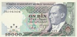 BANCONOTA TURCHIA 10000 UNC (MK743 - Turkey