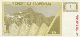 BANCONOTA SLOVENIA 1 UNC (MK747 - Slovenia