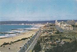 Zuid-Afrika - KwaZoeloe-Natal - EThekwini - Durban - Beach Scene Durban - Kleur/color - Gebruikt - Südafrika